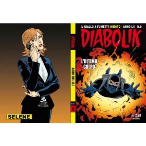 Diabolik Anno 52  - N° 9 - L'Ultimo Colpo - Diabolik 2013