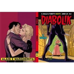 Diabolik Anno 53  - N° 8 - Il Regalo - Diabolik 2014