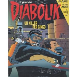 Diabolik Il Grande  - N° 18 - Un Killer Per Ginko - Il Grande Diabolik 2008