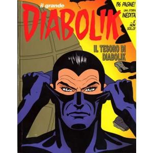 Diabolik Il Grande  - N° 20 - Il Tesoro Di Diabolik - Il Grande Diabolik 2009