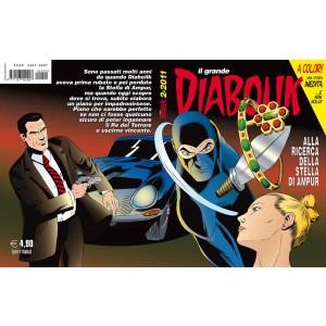 Diabolik Il Grande  - N° 25 - Alla Ricerca Della Stella Di Ampur - Il Grande Diabolik 2011