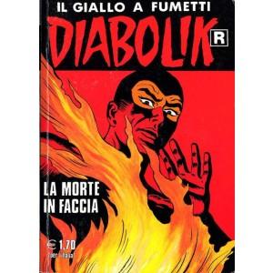 Diabolik Ristampa - N° 502 - La Morte In Faccia -