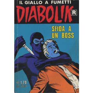 Diabolik Ristampa  - N° 504 - Sfida A Un Boss -
