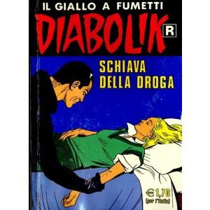 Diabolik Ristampa  - N° 513 - Schiava Della Droga -