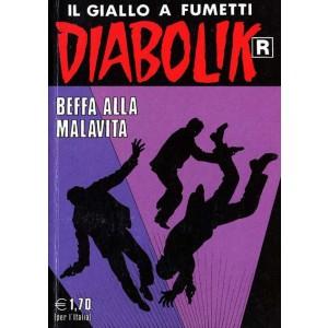 Diabolik Ristampa - N° 520 - Beffa Alla Malavita -