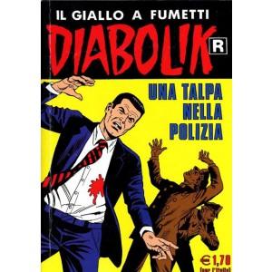 Diabolik Ristampa  - N° 523 - Una Talpa Nella Polizia -