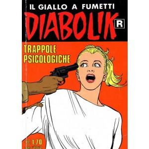 Diabolik Ristampa  - N° 524 - Trappole Psicologiche -