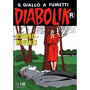 Diabolik Ristampa - N° 530 - Oscuro Movente -