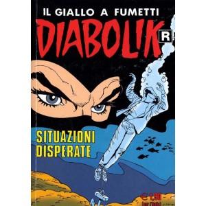 Diabolik Ristampa  - N° 534 - Situazioni Disperate -