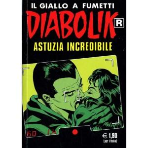 Diabolik Ristampa  - N° 545 - Astuzia Incredibile -
