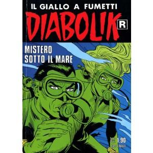 Diabolik Ristampa  - N° 553 - Mistero Sotto Il Mare -