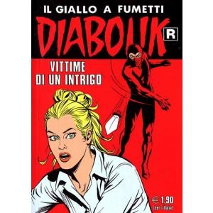 Diabolik Ristampa  - N° 555 - Vittime Di Un Intrigo -