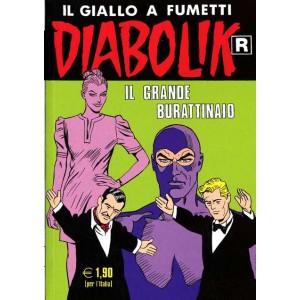 Diabolik Ristampa  - N° 556 - Il Grande Burattinaio -