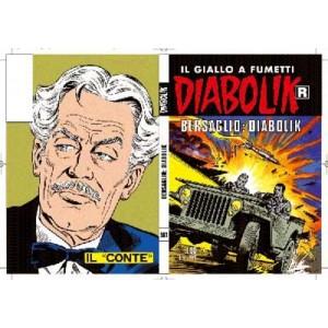Diabolik Ristampa  - N° 561 - Bersaglio: Diabolik -
