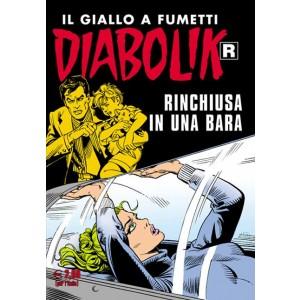 Diabolik Ristampa  - N° 583 - Rinchiusa In Una Bara -