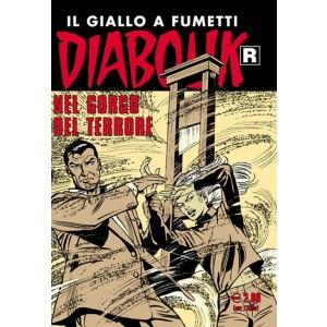 Diabolik Ristampa  - N° 584 - Nel Gorgo Del Terrore -