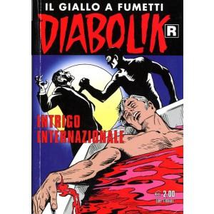 Diabolik Ristampa  - N° 586 - Intrigo Internazionale -