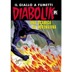 Diabolik Ristampa  - N° 591 - Una Scarica Di Adrenalina -