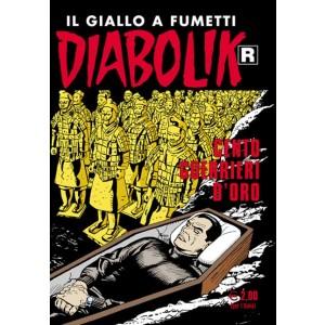 Diabolik Ristampa  - N° 592 - Cento Guerrieri D'Oro -