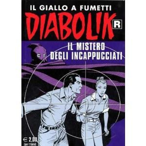 Diabolik Ristampa  - N° 597 - Il Mistero Degli Incappucciati -