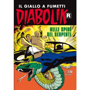 Diabolik Ristampa  - N° 601 - Nelle Spire Del Serpente -
