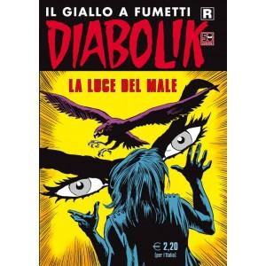 Diabolik Ristampa  - N° 613 - La Luce Del Male -