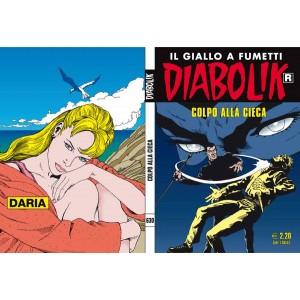 Diabolik Ristampa  - N° 630 - Colpo Alla Cieca -