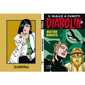 Diabolik Ristampa  - N° 631 - Mistero Insoluto -