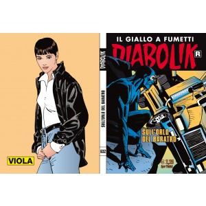 Diabolik Ristampa  - N° 632 - Sull'Orlo Del Baratro -