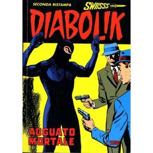 Diabolik Swiisss  - N° 37 - Agguato Mortale -