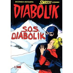 Diabolik Swiisss  - N° 38 - S.O.S. Diabolik -