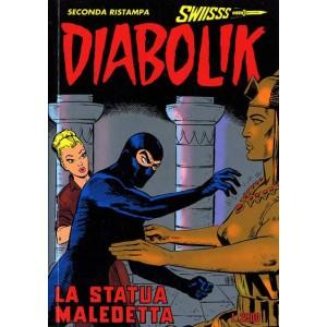 Diabolik Swiisss  - N° 39 - La Statua Maledetta -