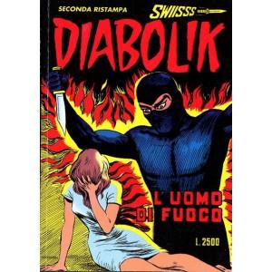 Diabolik Swiisss  - N° 42 - Diabolik Swiisss 42 -