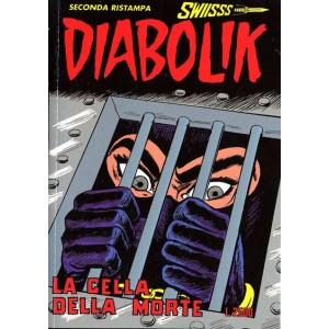 Diabolik Swiisss  - N° 43 - La Cella Della Morte -