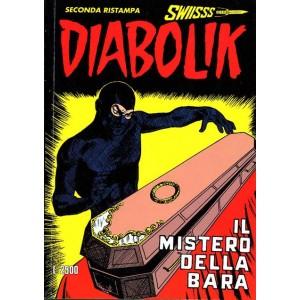 Diabolik Swiisss  - N° 47 - Il Mistero Della Bara -