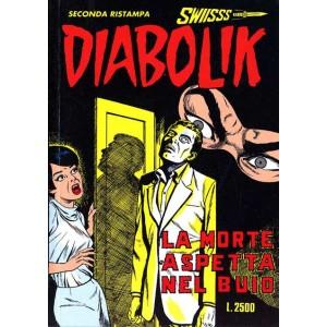 Diabolik Swiisss  - N° 48 - La Morte Aspetta Nel Buio -