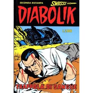 Diabolik Swiisss  - N° 55 - Trappola Di Sangue -