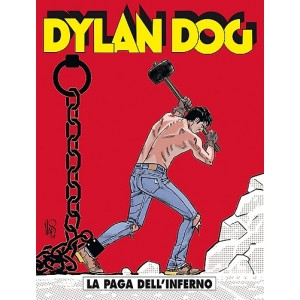 Dylan Dog  - N° 334 - La Paga Dell'Inferno -