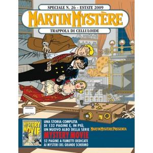 Martin Mystere Speciale  - N° 26 - Trappola Di Celluloide -