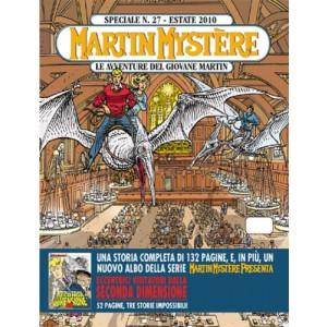 Martin Mystere Speciale  - N° 27 - Le Avventure Del Giovane Martin -