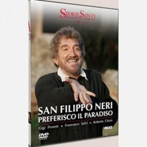 OGGI - Storie di Santi: Grandi Fiction TV San Filippo Neri - Preferisco il Paradiso ( interpretato da Gigi Proietti )