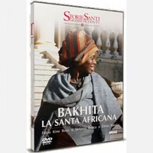 OGGI - Storie di Santi: Grandi Fiction TV Bakhita - La santa africana (interpretata da Fatou Kine Boye)