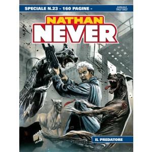 Nathan Never Speciale  - N° 23 - Il Predatore -
