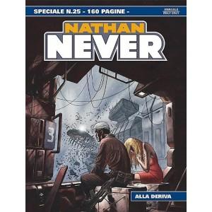 Nathan Never Speciale  - N° 25 - Alla Deriva -