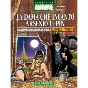 Storie Da Altrove  - N° 15 - La Dama Che Incanto' Arsenio Lupin -