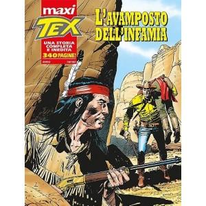 Tex Maxi  - N° 18 - Maxi Tex N° 18 -