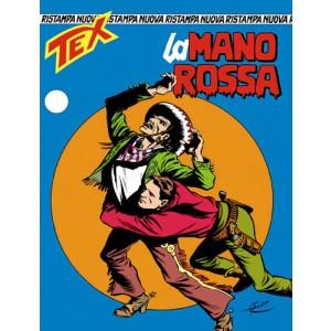 Tex Nuova Ristampa - N° 1 - La Mano Rossa -
