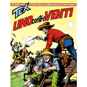 Tex Nuova Ristampa - N° 2 - Uno Contro Venti -