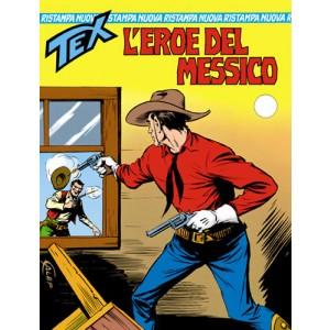 Tex Nuova Ristampa - N° 4 - L'Eroe Del Messico -