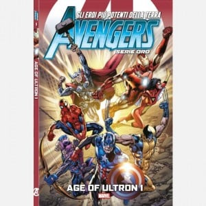 AVENGERS - SERIE ORO AGE OF ULTRON 1